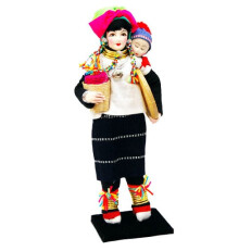 Hill Tribe Dolls Karen or Yang
