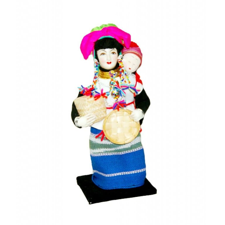 Hill Tribe Dolls