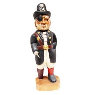 Small Pirate Statue