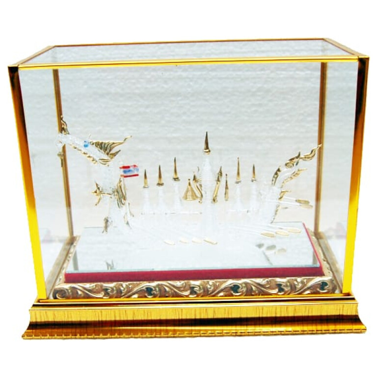 Thai Kings Boat in a Box