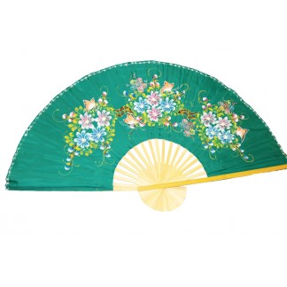 Hand Painted Fan J-F-35-37