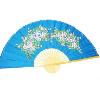 Hand Painted Fan J-F-35-38