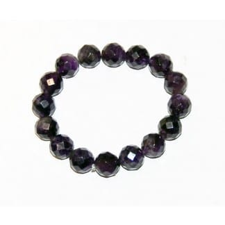 Amethyst Spiritual Necklace Fac