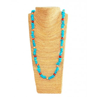 Turquoise Necklace-1