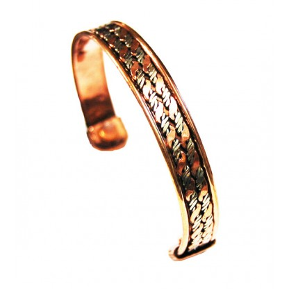 Copper Power Bracelet magnet