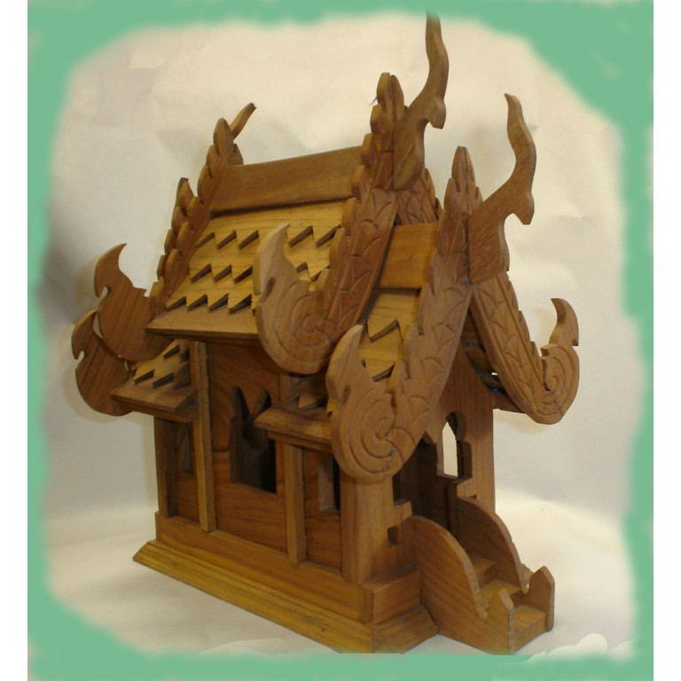 Thai Spirit Houses and Accessories