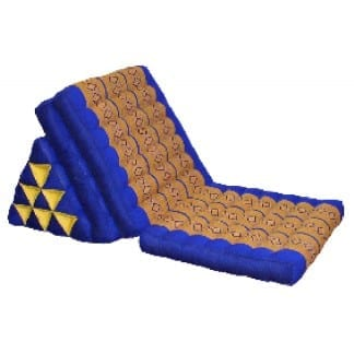 Triangle Pillow Pad Blue Dia