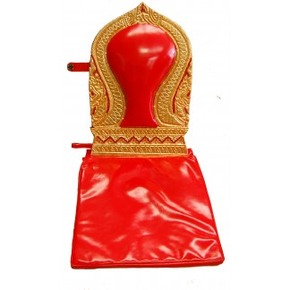 Thai Monk Seat with Back