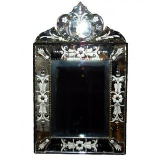 Rectangular Art Deco Mirror
