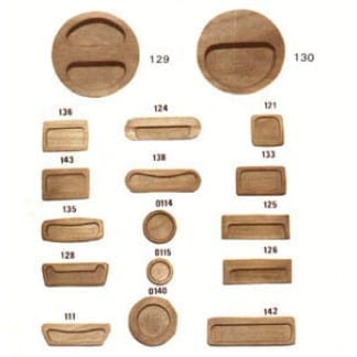 Teak Wood Boat and Home Accents