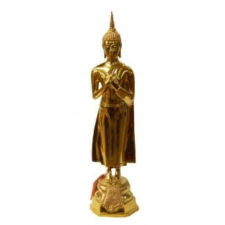 Brass Buddha Friday